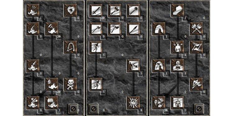 Whirlwind Barbarian Diablo II build