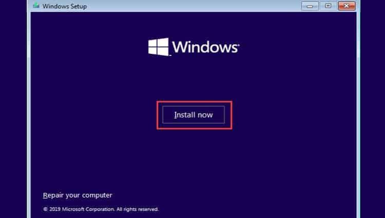 windows-setup-install
