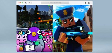 browser games multiplayer