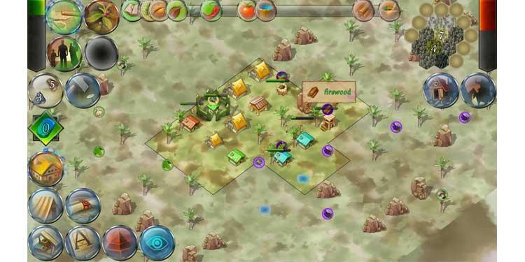 Roams - GPS Village Builder