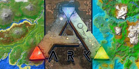 Best ARK Survival Maps