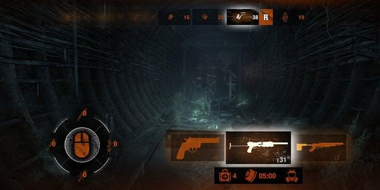Metro 2033 survival fps