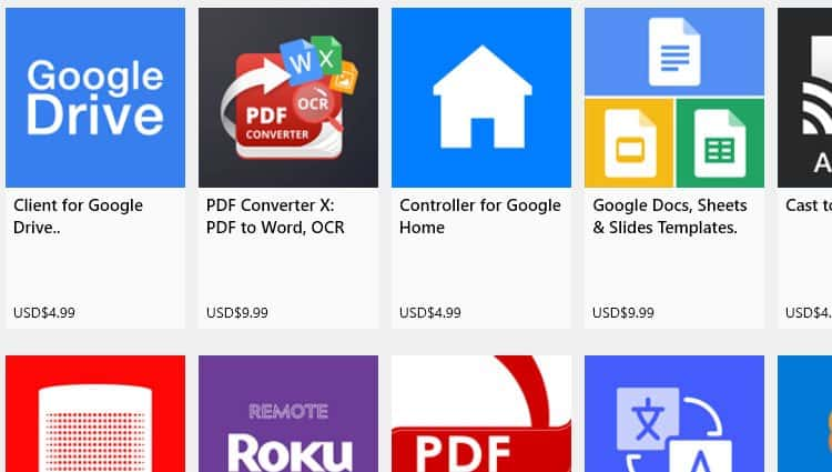uwp-app-list